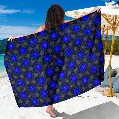Stelle Blue- Sarong -