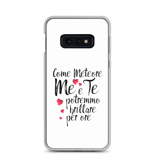 Come Meteore....Cover Galaxy S10/S10+/S10e