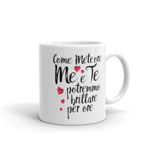 Come Meteore....../ Tazza in Ceramica