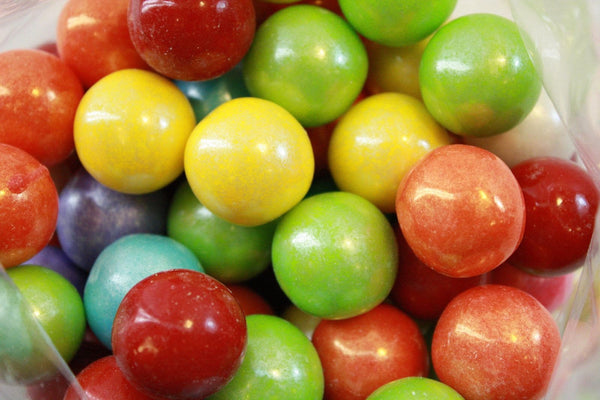 Bulk Candy - Assorted Gumballs