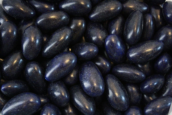 Bulk Candy - Navy Jordan Almonds