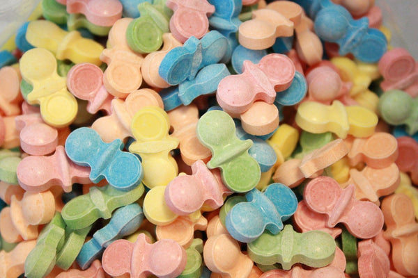 Bulk Candy - Baby Pacifier Sweet Tarts