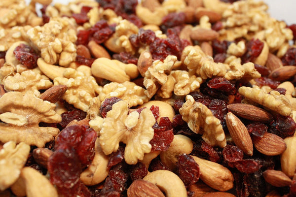 Bulk Nuts - Nut Medley with Craisins