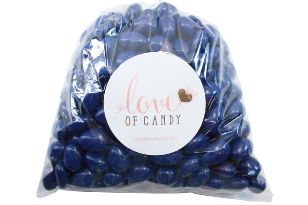 Bulk Candy - Navy Chocolate Almonds