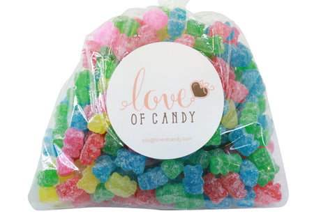 Bulk Candy - Sour Gummy Bears