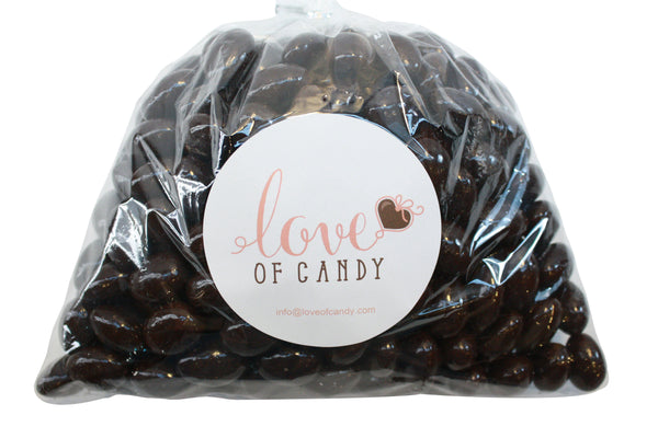 Bulk Candy - Brown Chocolate Almonds