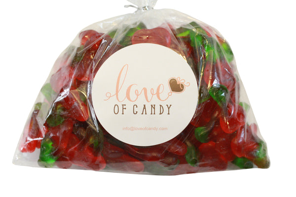 Bulk Candy - Gummy Cherries