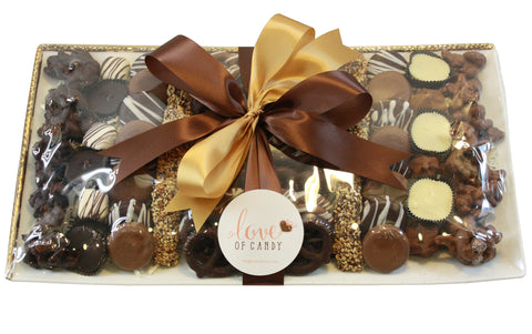 Get Well Soon Gift Platter Collection - Rest & Recuperation