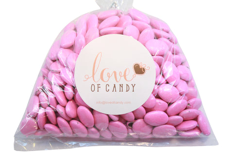 Bulk Candy - Chocolate Confetti Candy - Pink