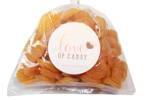 Bulk Dried Fruits - Large Dried Apricots