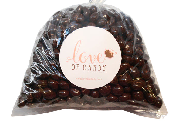 Bulk Candy - Chocolate Covered Raisins