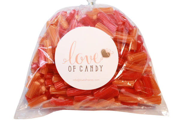 Bulk Candy - Strawberry & Orange Bars