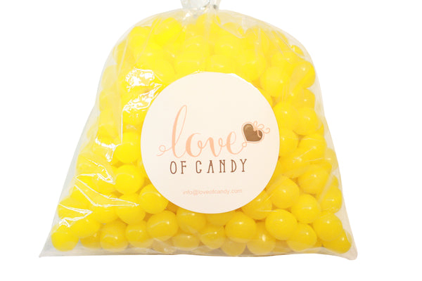 Bulk Candy - Fruit Sours - Lemon