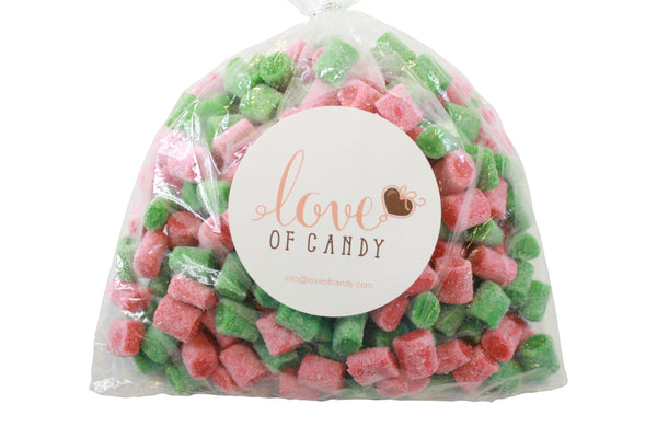 Bulk Candy - Jolly Rancher Bites - Watermelon & Apple
