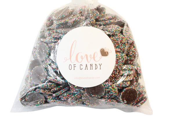 Bulk Candy - Dark Chocolate Nonpareils