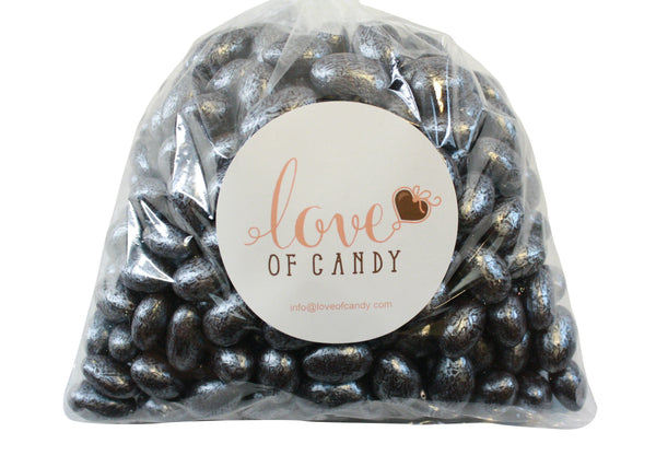 Bulk Candy - Silver Chocolate Almonds