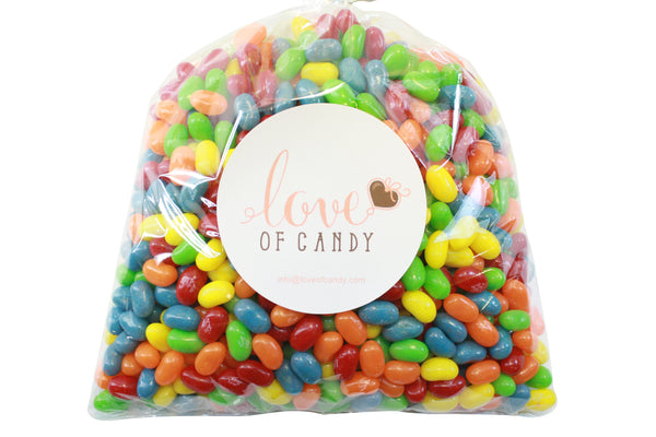 Bulk Candy - Jelly Belly Jelly Beans - Sour Mix
