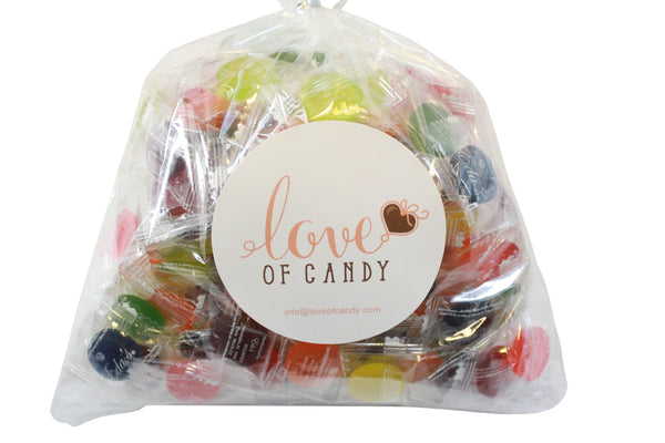 Bulk Candy - Assorted Eda's Sugar Free Hard Candy
