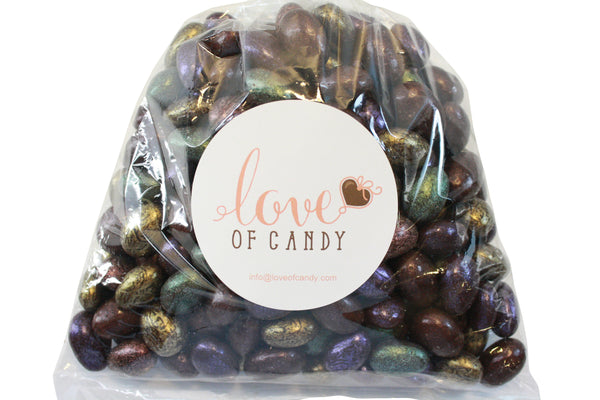 Bulk Candy - Assorted Jewel Chocolate Almonds