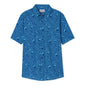 Maze - Short Sleeve - Blue - Thorsun