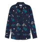 Polynesian - Long Sleeve - Navy - Thorsun