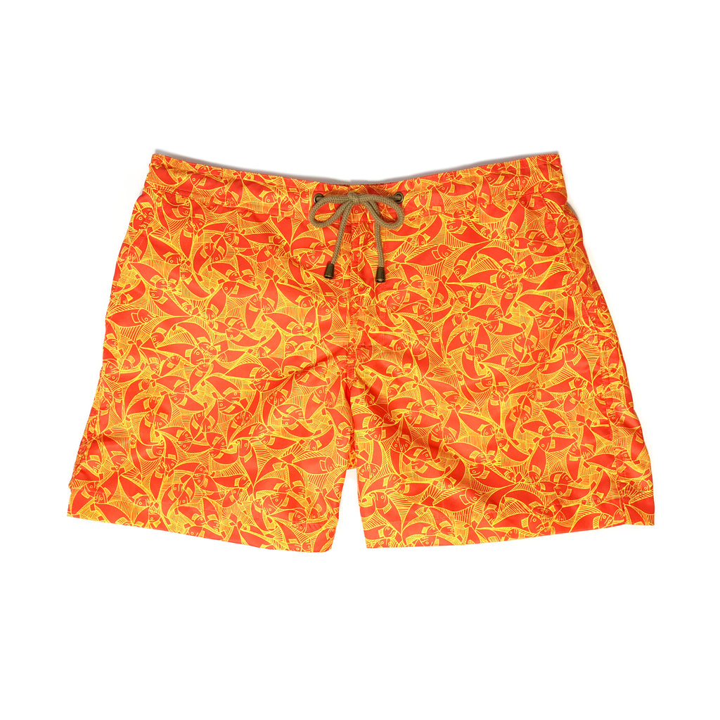 Pescado - Titan Fit - Orange - Thorsun