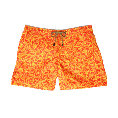 PESCADO - ORANGE - TITAN FIT