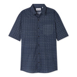 Triangle - Short Sleeve - Navy