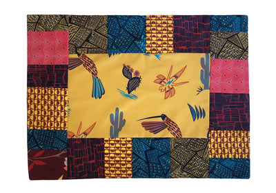 Placemats : Mexican Hawaiian in Yellow-Home-Thorsun