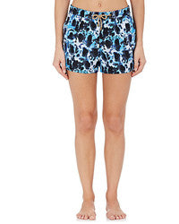 Athena Tortoise Swim Shorts in Blue-Womens Swim-Thorsun