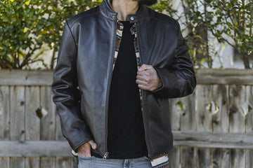 Blake Leather Jacket