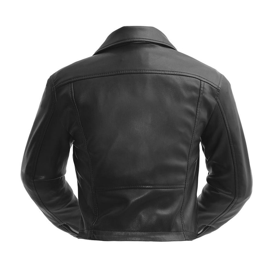 Fatale - Women's Vegan Leather Jacket