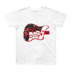 Youth Short Sleeve T-Shirt (RED)