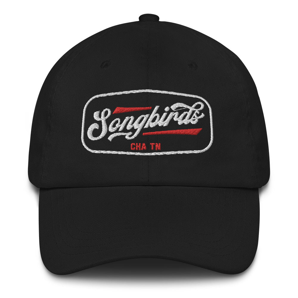Script Patch Ball Cap