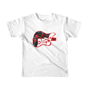 Short Sleeve Kids T-Shirt (RED)