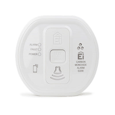 Brooks Wireless EI208W Carbon Monoxide Alarm
