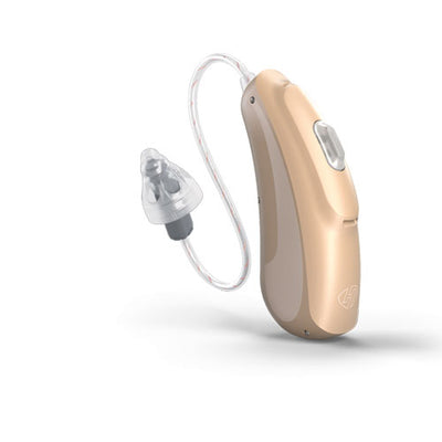 Hansaton AQ sound SHD S Business Rechargeable Hearing Aid