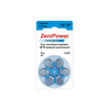 Zenipower Mercury Free Hearing Aid Batteries (QTY 60) Size 675P (COCHLEAR IMPLANT)