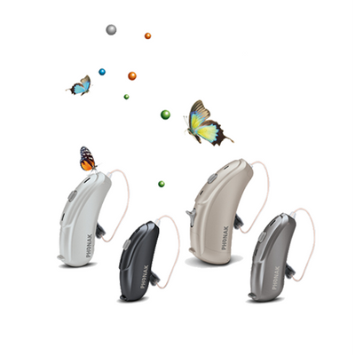 Phonak Audeo V50 RIC BTE Hearing Aids - Hear for Less