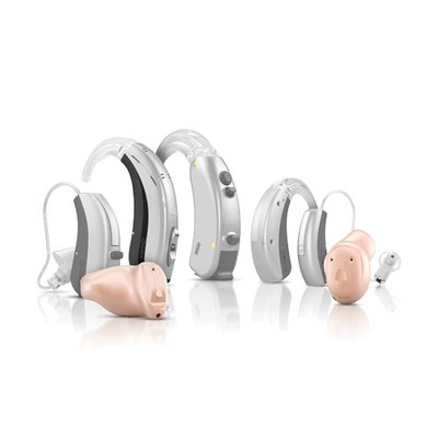 Widex Dream Fusion 440 RIC Hearing Aids - Hear for Less