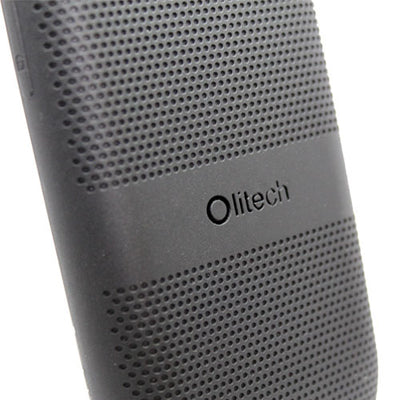 Olitech Easy Grip Protective Case Black