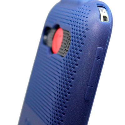 Olitech Easy Grip Protective Case Blue