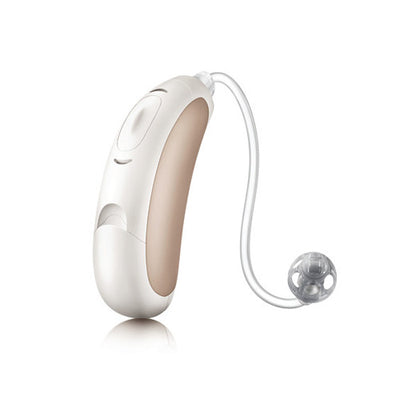 Unitron Stride Tempus 600 BTE Hearing Aid - Hear for Less