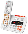 SSE45W Uniden Cordless Phone White - Hear for Less