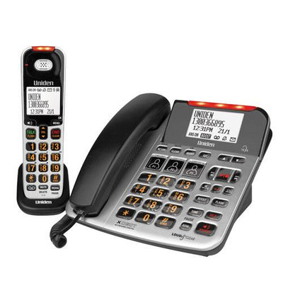 SSE47 Plus 1 Uniden Combo Phone Hearing Vision Impaired