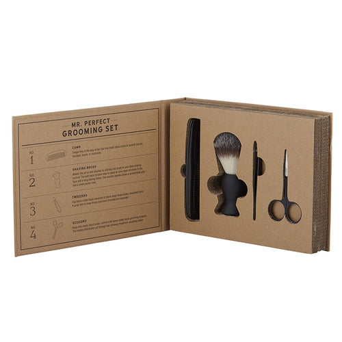 CB Cardboard Book Set  -  Grooming