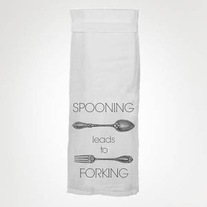 Spooning Kitchen Towel