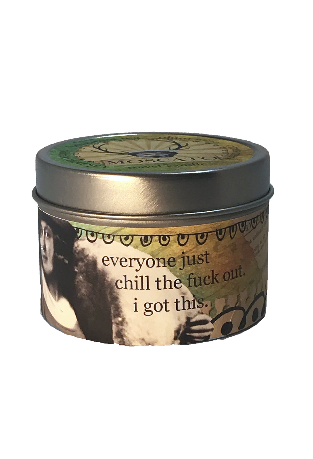 Erin Smith Tin Soy Candle