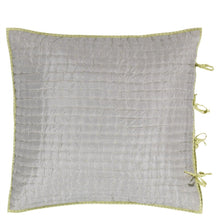 Chenevard Silver & Willow Square Sham