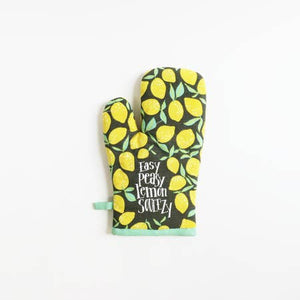 Lemon Oven Mitt